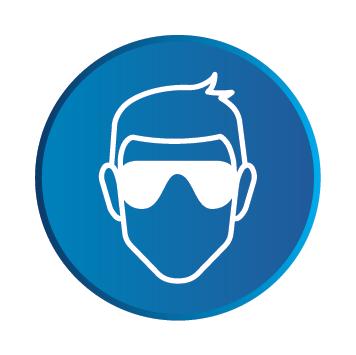 Gafas Seguridad icon