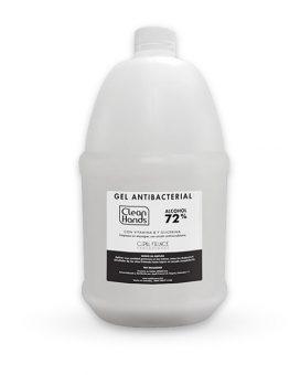 Gel Antibacterial por 4.000ml (Galón)