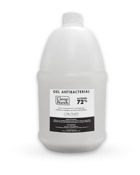 Gel Antibacterial galon